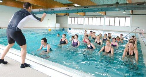 L'aquabike est un sport accessible pour tous les niveaux