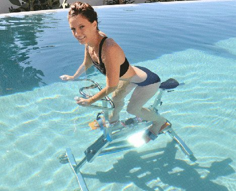 Acheter votre propre aquabike pour sa piscine