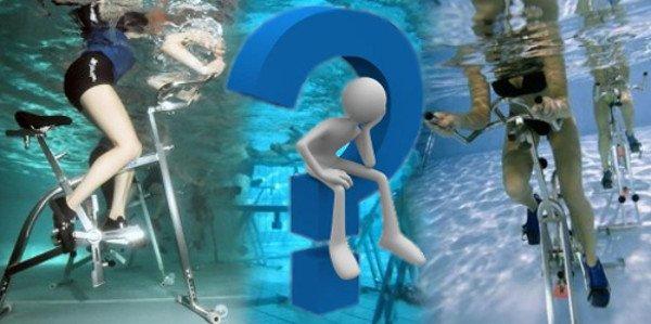 Questions à se poser avant d'acheter un aquabike pour faire du sport ou pour le plaisir